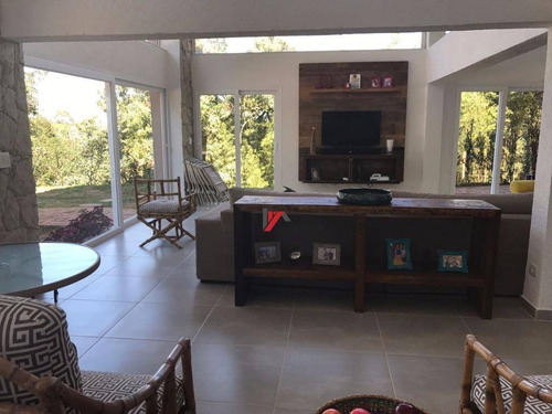 casa residencial à venda, estância parque de atibaia, atibaia. - ca1457