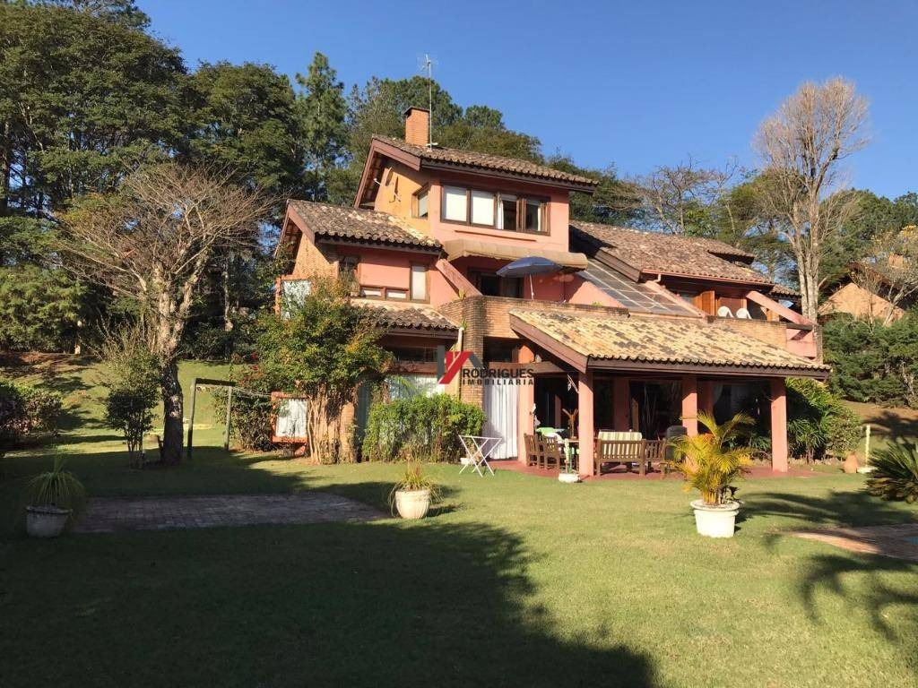 casa residencial à venda, estância parque de atibaia, atibaia. - ca1460