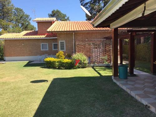 casa residencial à venda, estância parque de atibaia, atibaia. - ca1467