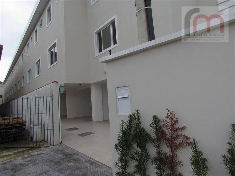 casa residencial à venda, estuário, santos - ca0049. - ca0049