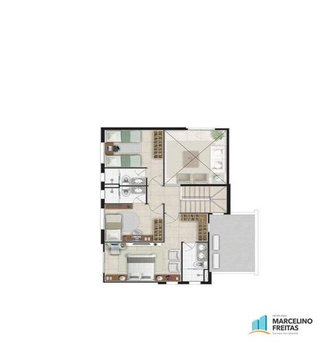 casa residencial à venda, eusébio, eusébio - ca0268. - ca0268