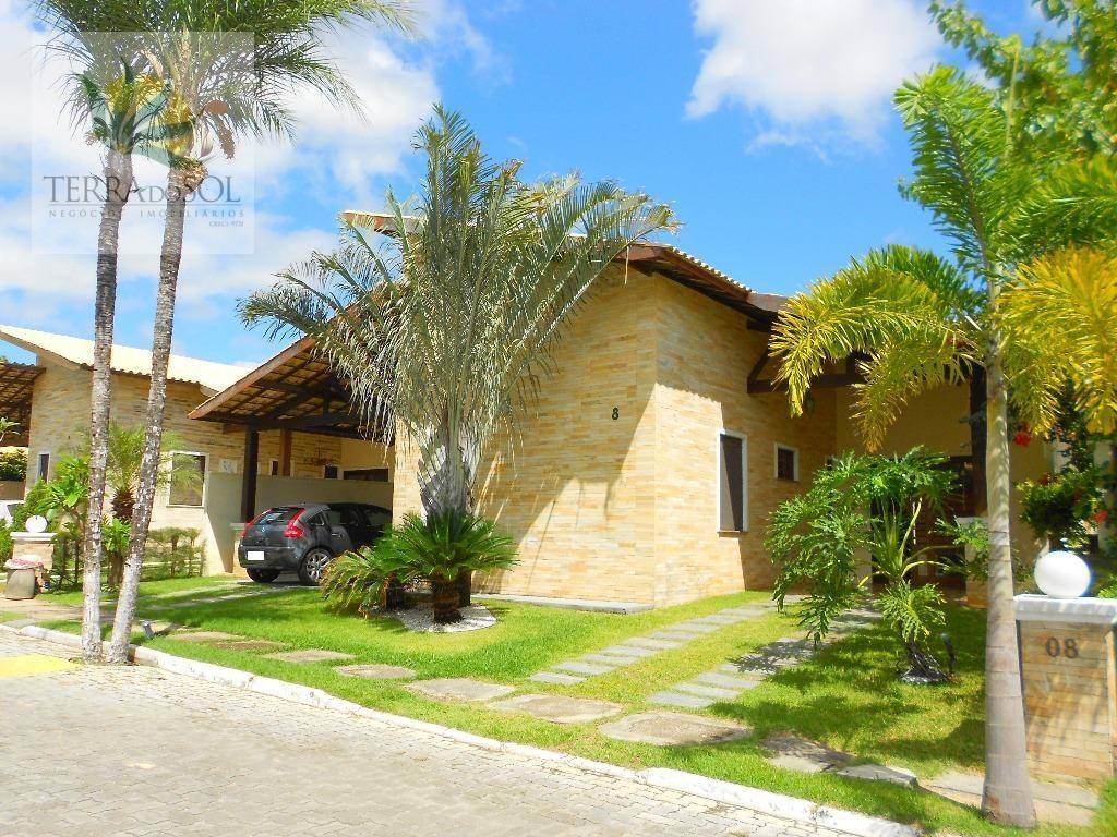 casa residencial à venda, eusébio, eusébio. - ca0801