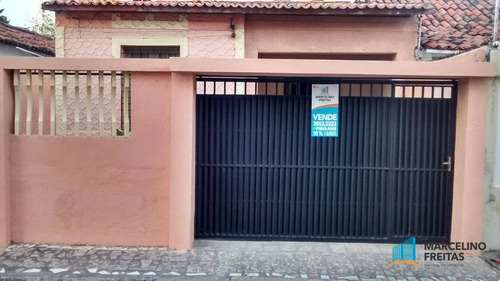 casa residencial à venda, farias brito, fortaleza. - codigo: ca1377 - ca1377