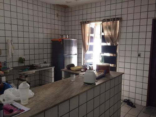 casa residencial à venda, fátima, fortaleza - ca1004. - ca1004