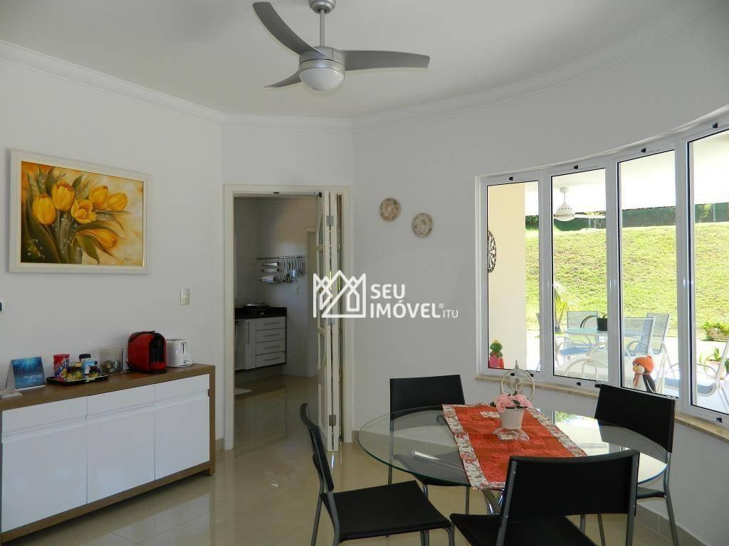 casa residencial à venda, fazenda vila real de itu, itu. - ca1486