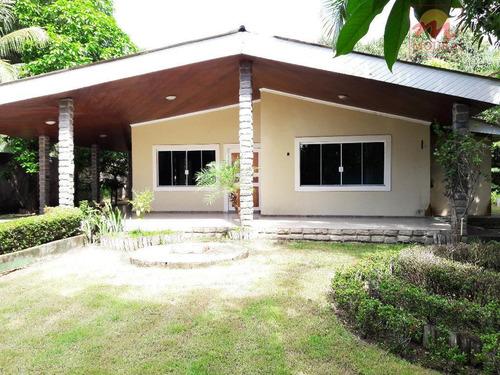 casa residencial à venda, fazendinha, macapá. - ca0371