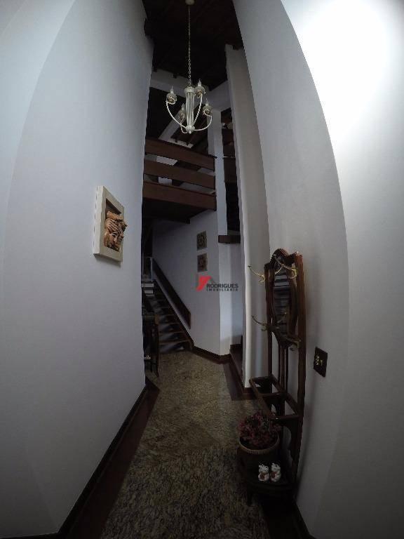 casa residencial à venda, flamboyant, atibaia. - ca1207