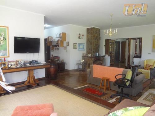 casa residencial à venda, flamboyant, atibaia. - ca1309