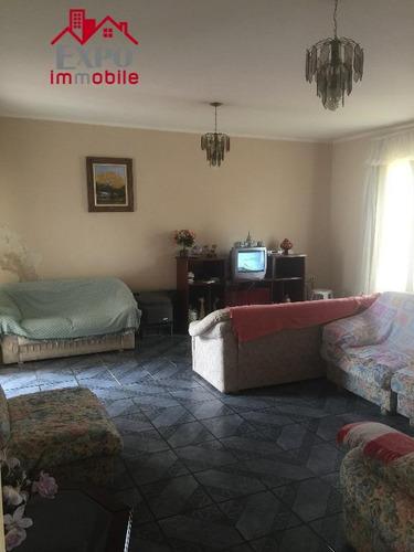 casa  residencial à venda, flamboyant, campinas. - ca0116