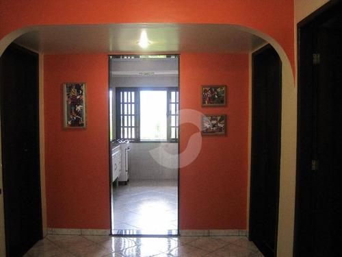 casa residencial à venda, flamengo, maricá. - ca1017