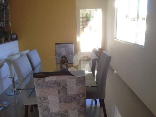 casa residencial à venda, flamengo, maricá. - ca1634