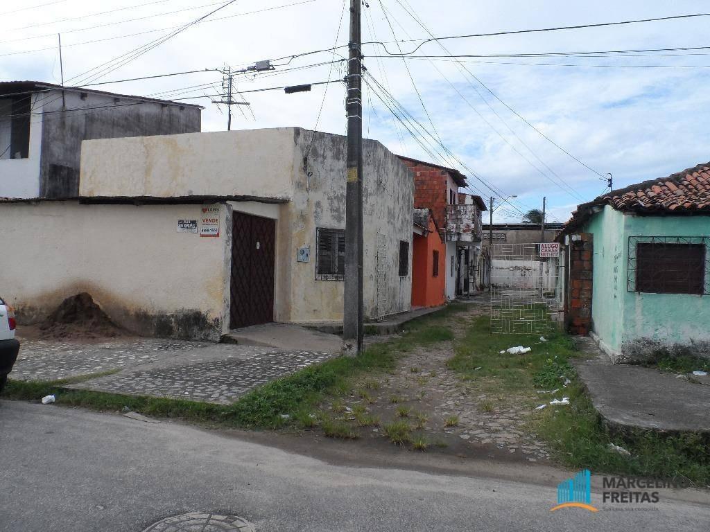 casa residencial à venda, floresta, fortaleza. - codigo: ca1312 - ca1312