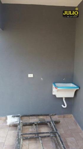 casa residencial à venda, flórida mirim, mongaguá. - ca2858