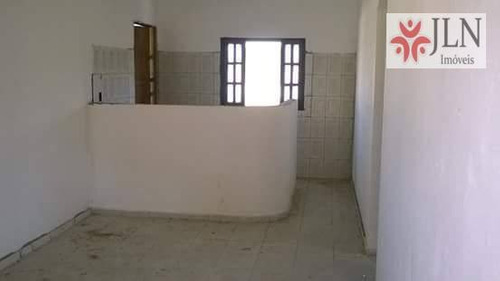 casa  residencial à venda, fluvila, itanhaém. - ca0204