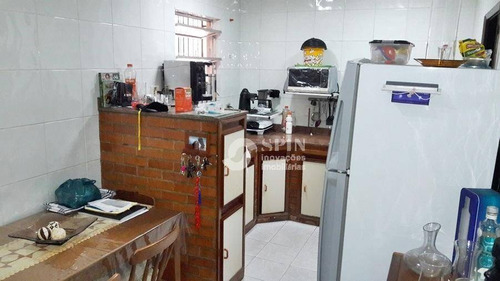casa residencial à venda, fonseca, niterói. - ca0130