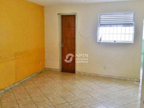 casa residencial à venda, fonseca, niterói. - ca0215