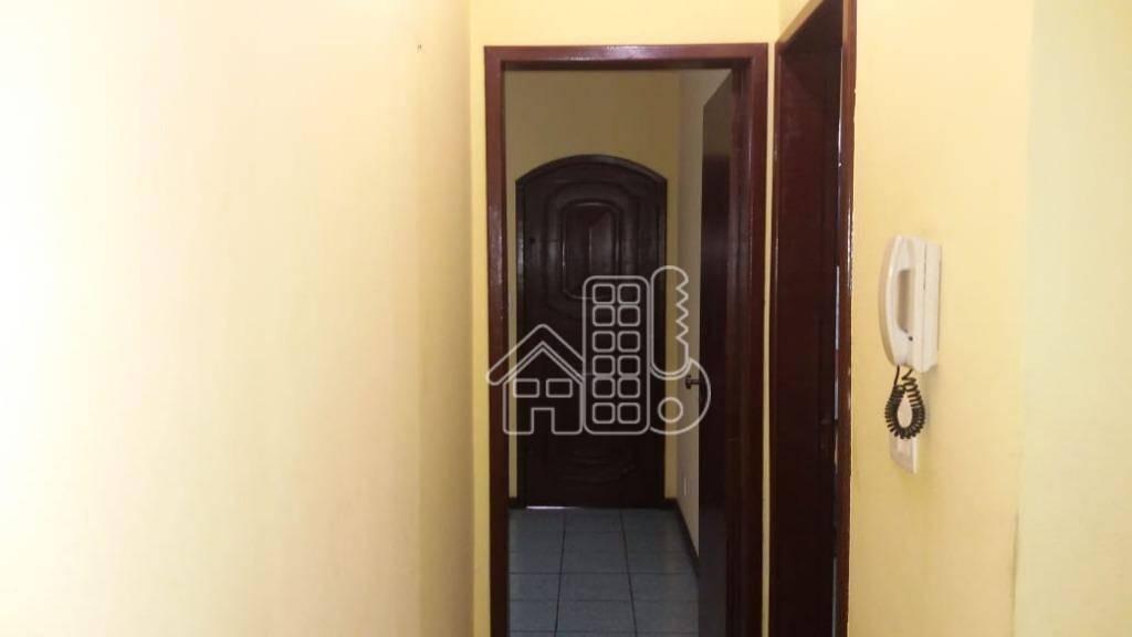 casa residencial à venda, fonseca, niterói. - ca0784