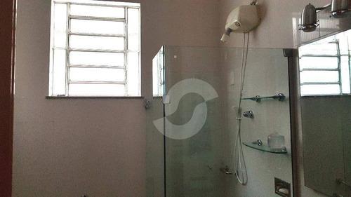 casa residencial à venda, fonseca, niterói. - ca0959