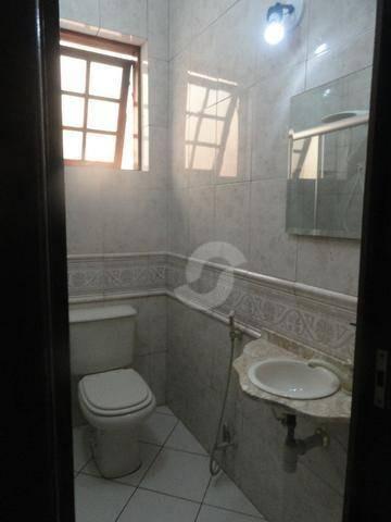 casa residencial à venda, fonseca, niterói. - ca1173