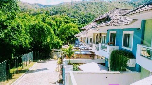 casa residencial à venda, freguesia (jacarepaguá), rio de janeiro. - ca0101
