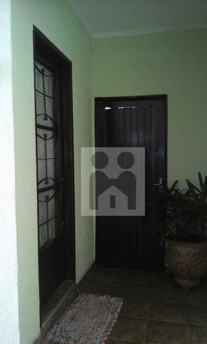 casa residencial à venda, geraldo correia de carvalho, ribeirão preto. - ca0181