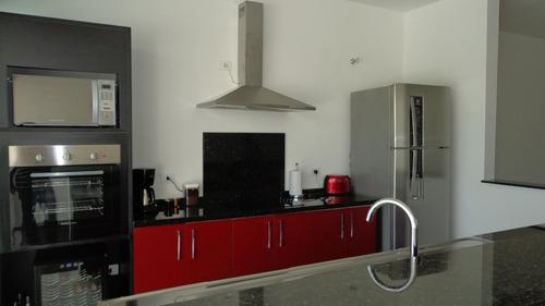 casa residencial à venda, golf village, granja viana. - ca12909