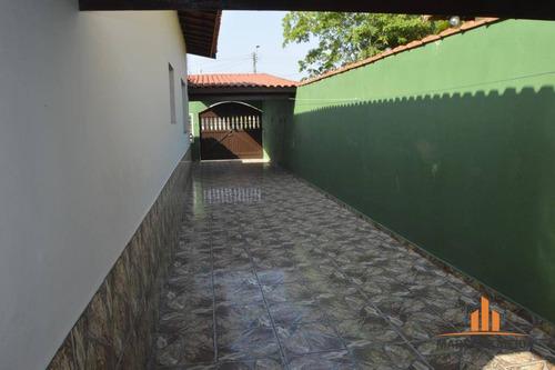 casa residencial à venda, grandesp, itanhaém. - ca0043