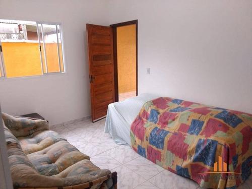 casa residencial à venda, grandesp, itanhaém. - ca0172