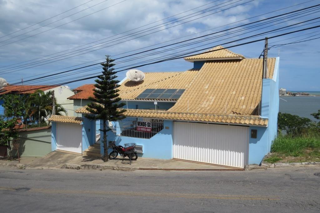 casa residencial à venda, granja dos cavaleiros, macaé. - ca0029