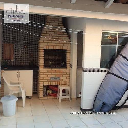 casa residencial à venda, granja viana, cotia. - ca0043