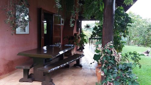 casa residencial à venda, granja viana, granja carneiro viana, cotia - ca14376. - ca14376
