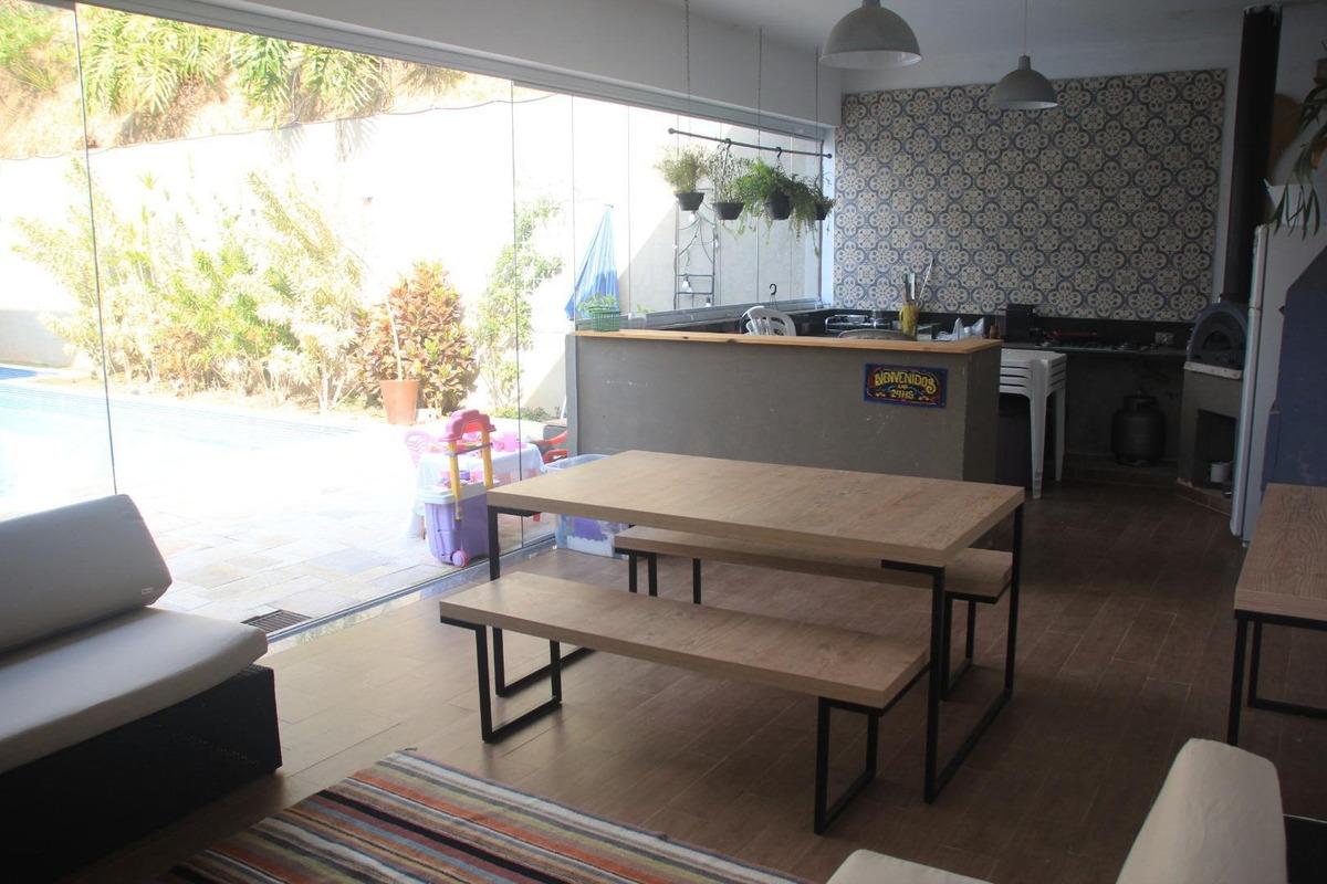 casa residencial à venda, granja viana,nova higienópolis, jandira. - ca14231
