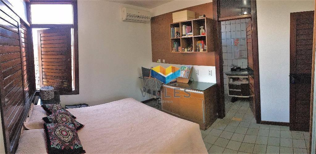 casa residencial à venda, gruta de lourdes, maceió. - ca0088