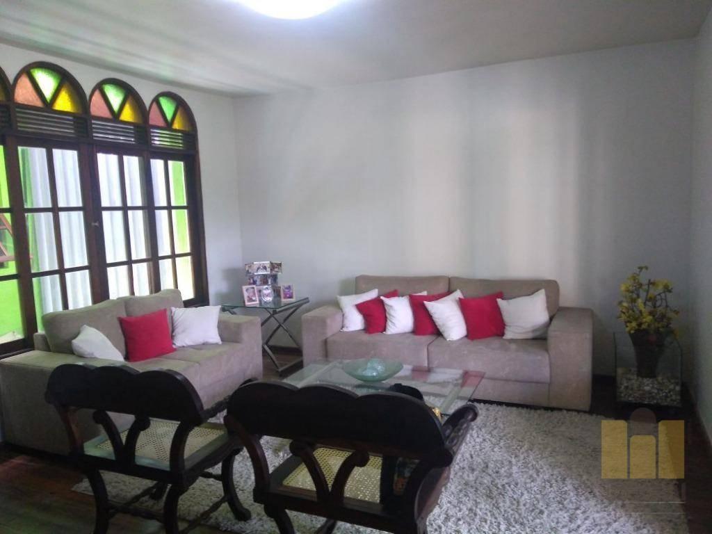 casa residencial à venda, gruta de lourdes, maceió. - ca0268
