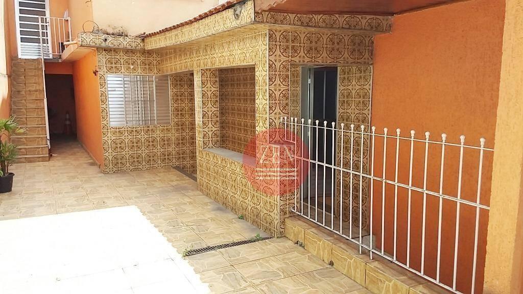 casa residencial à venda, guaianazes, são paulo. - ca2700