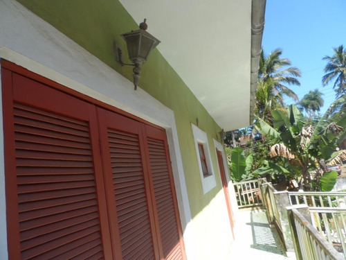 casa residencial à venda, guaiuba, guarujá. - ca0083