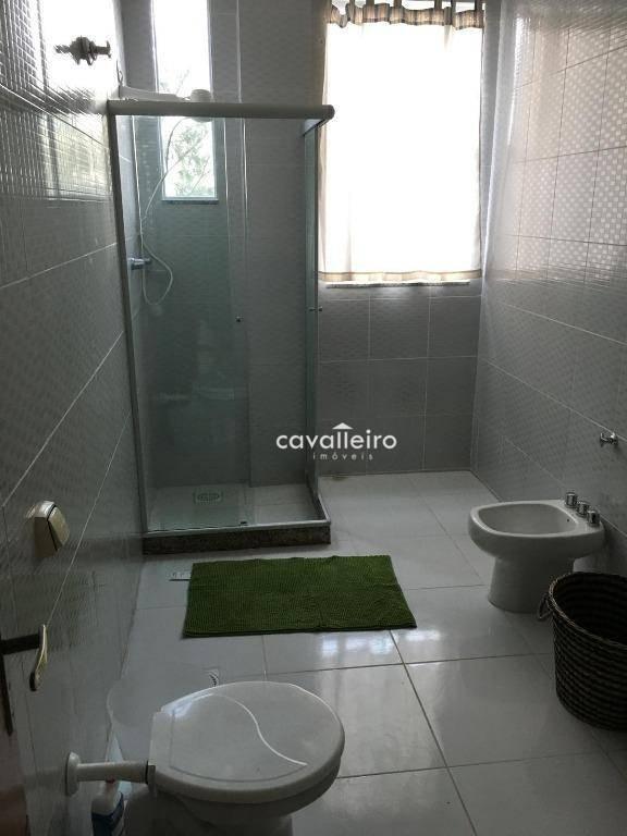 casa residencial à venda, guaratiba (ponta negra), maricá. - ca2936