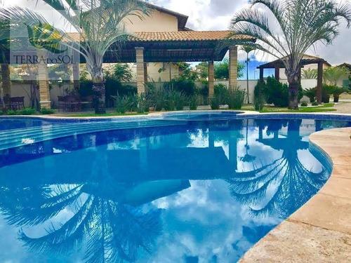 casa residencial à venda, guaribas, eusébio. - ca0806