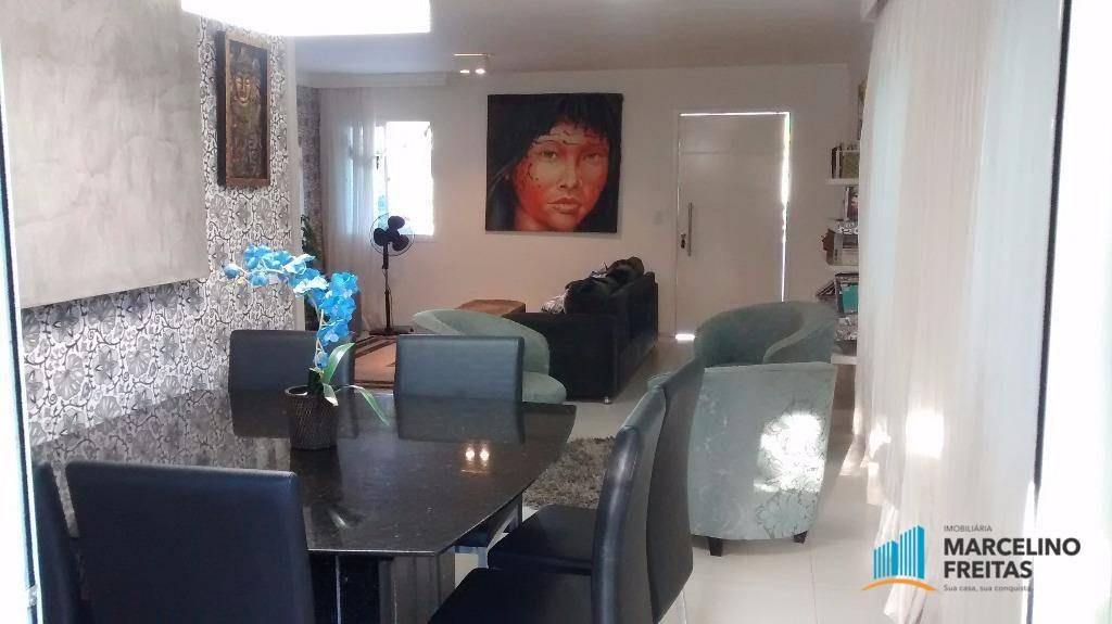 casa residencial à venda, guaribas, eusébio. - codigo: ca1172 - ca1172