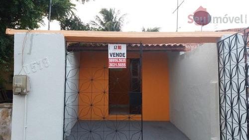 casa residencial à venda, henrique jorge, fortaleza. - ca0338
