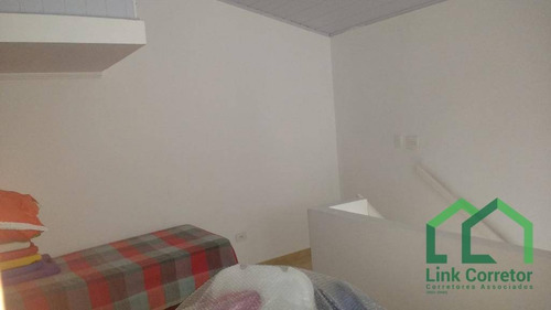 casa residencial à venda, horto florestal, ubatuba. - ca0218