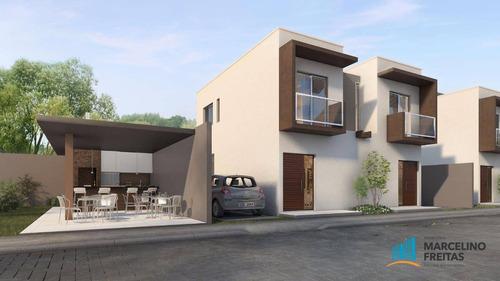 casa  residencial à venda, icaraí, caucaia. - codigo: ca1350 - ca1350