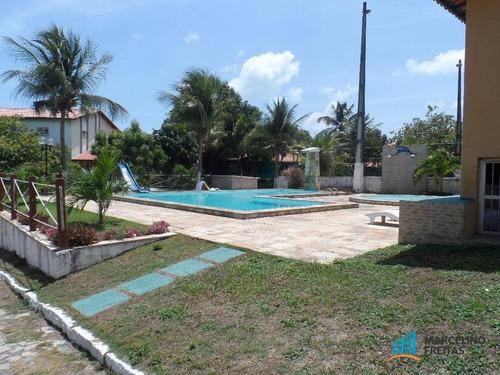 casa residencial à venda, icaraí, caucaia. - codigo: ca1409 - ca1409