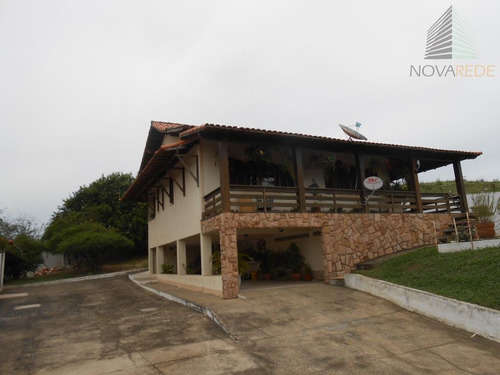 casa residencial à venda, iguabinha, araruama - ca0405. - ca0405