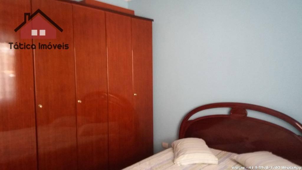 casa residencial à venda, iguaçu, araucária. - ca0068