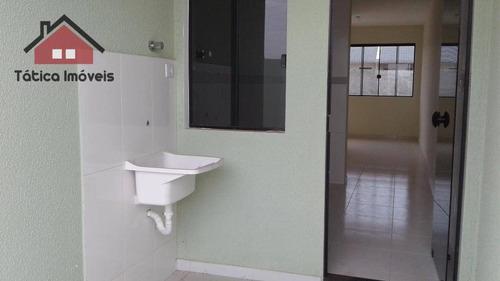 casa residencial à venda, iguaçu, fazenda rio grande - ca0051. - ca0051