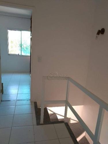 casa residencial à venda, imboassica, macaé. - ca1206