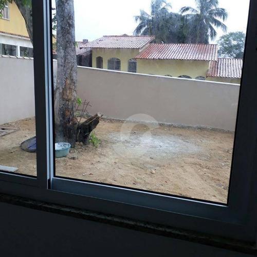 casa residencial à venda, inoã (inoã), maricá. - ca0470