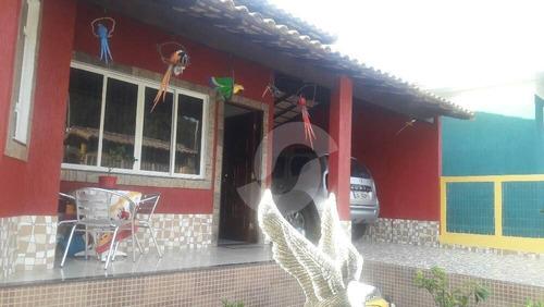 casa residencial à venda, inoã (inoã), maricá. - ca1107