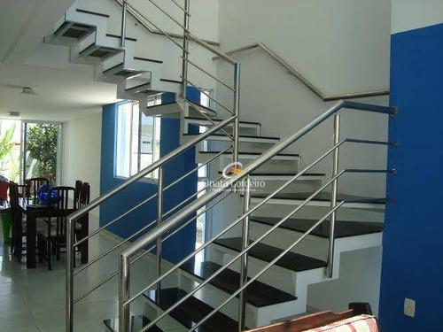 casa residencial à venda, intermares, cabedelo. - ca0019